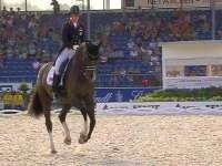 国际马联马术欧洲锦标赛 盛装舞步团体集锦
