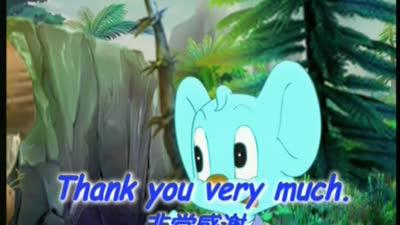 蓝猫启蒙英语23