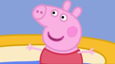 粉红猪小妹40 酷暑难当
