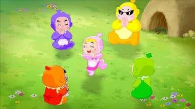 欢乐宝宝 34 欢乐小精灵