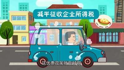 可可小爱 第270集 《助力小微企业腾飞 构建富强中国梦》