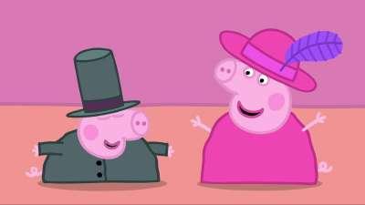 粉红猪小妹 第一季18