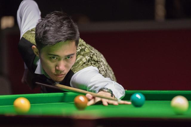 欧洲大师赛中国双星进四强 周跃龙曹宇鹏刷新排名赛最佳战绩