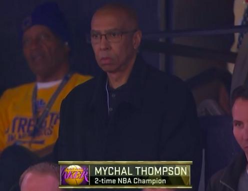 汤普森父亲:如果我像球爹,克莱会不认我的