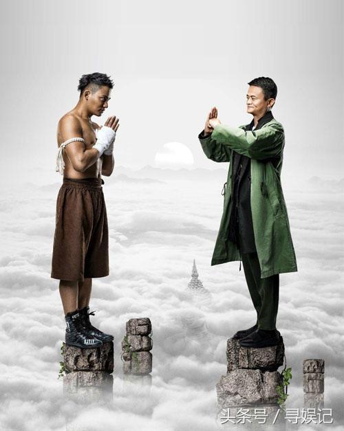 他是唯一让甄子丹服软的人,他成就不输李连杰,马云只付他片酬!