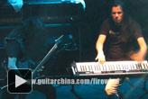 2012 希腊金属乐团 FIREWIND 北京现场
