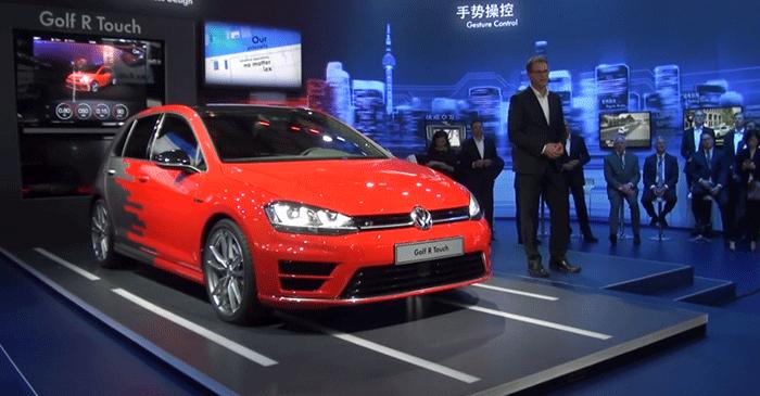 大众汽车携多项前瞻科技亮相首届亚洲消费电子展