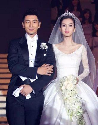 黄晓明&Angelababy