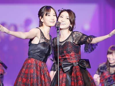 AKB48十周年演出