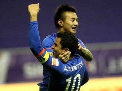 2014年5月10日上海申花vs山东鲁能全场录像|上海申花