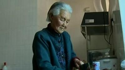 神秘村庄长寿老人占八成 村民揭秘长寿秘诀
