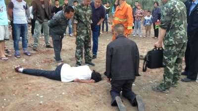 小乐乐20小时绝境求生记 西安男孩坠井后获救