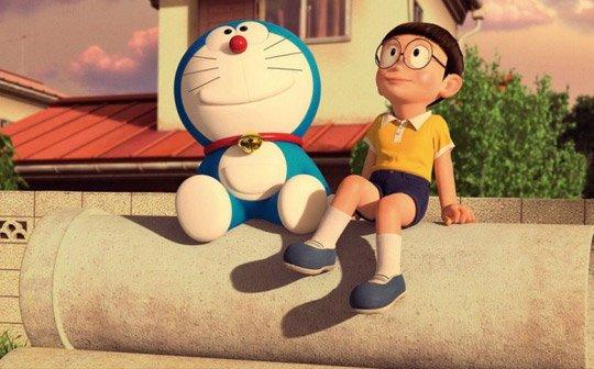 哆啦A梦-大雄的猫狗时空传