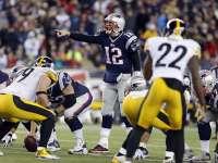 NFL揭幕战 匹兹堡钢人vs新英格兰爱国者 全程录播(萧深 小八)