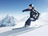 立冬初雪巧相逢!70s告别菜鸟变身滑雪达人