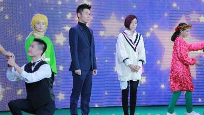 小王子邀请霸道总裁上台 蒙克倾诉对琪琪的爱意