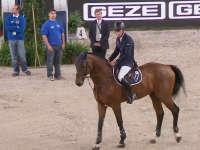 浪琴国际马联世界杯障碍赛第二场