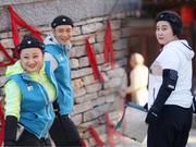 《全员加速中》20151204:全员穿越唐朝结对组CP 贾玲臧红娜遭众男星争抢