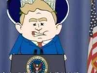 小布什:美国公民