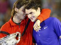 2009澳网决赛 纳达尔VS费德勒