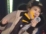 《冰雪星动力》20160326:蔡妍握冰话筒热舞抢镜 Tony史上首次胜利