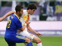 录播-西班牙vs波黑(粤语)2016国际友谊赛