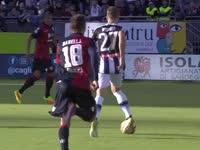 第14轮录播:卡利亚里vs乌迪内斯(原声)16/17赛季意甲
