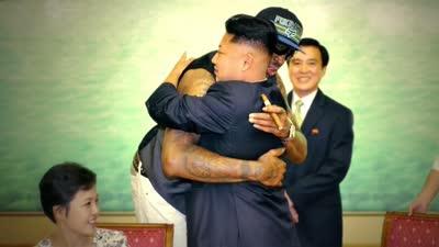 罗德曼朝鲜纪录片7