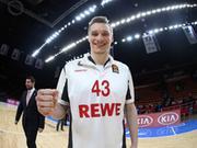 欧篮第28轮首日最佳助攻 拉多维奇上演不看人妙传