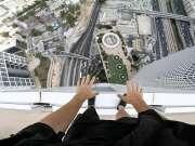 开外挂的作死大神 Jason Paul徒手攀越摩天大楼