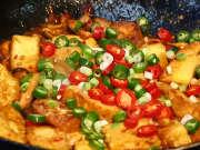 《暖暖的味道》20170712:众多懒人菜大集合 黄金豆腐果味虾