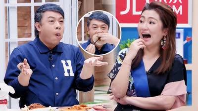 蔡康永教你如何快速吃烤鸭