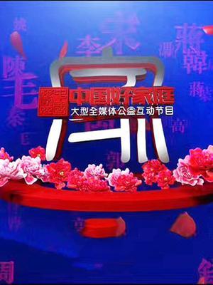 中国好家庭第二季
