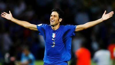 经典-伟大左后卫一剑封喉 06世界杯意大利2-0德国