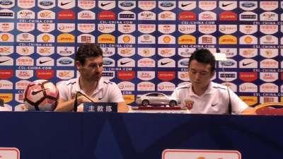博阿斯谈暴力鸟转会:恒大的损失 中国足球的幸事
