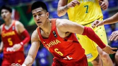 无缘四强!唯美慢放回顾中国男篮苦战澳大利亚