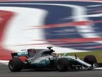 F1美国站二练集锦 汉密尔顿再夺首位维特尔第三