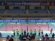 男排联赛 辽宁vs广东深圳国体 录播