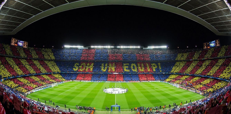 欧洲最大球场介绍 诺坎普承载红蓝网页版精品传奇