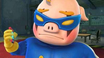 猪猪侠9 百变联盟31
