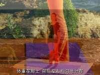 蕙兰瑜伽之特定功效  怀孕后期瑜伽 山式