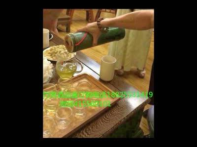 竹筒酒的制作过程- 在线观看