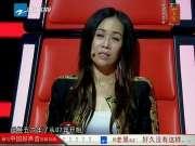 《中国好声音》董贞蒙面演唱《刀剑如梦》
