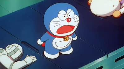 哆啦a梦2002剧场版 大雄与机器人王国 国语
