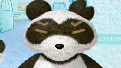 巴布熊猫07