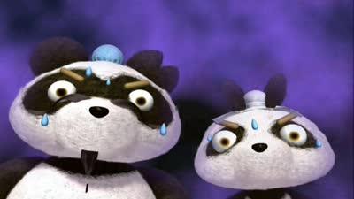 巴布熊猫成语系列第一部14
