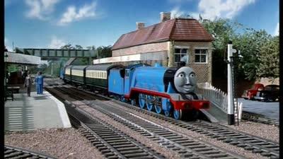 托马斯和他的朋友们 第1季01