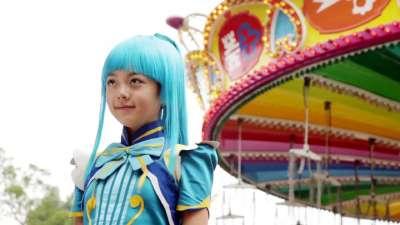巴啦啦小魔仙偶像学院之魔力舞【美琪篇】