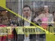 FOREVER 21 5月23日上海再添两店