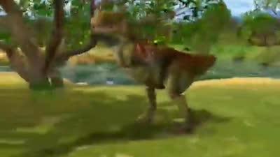 《恐龙世界》第26集